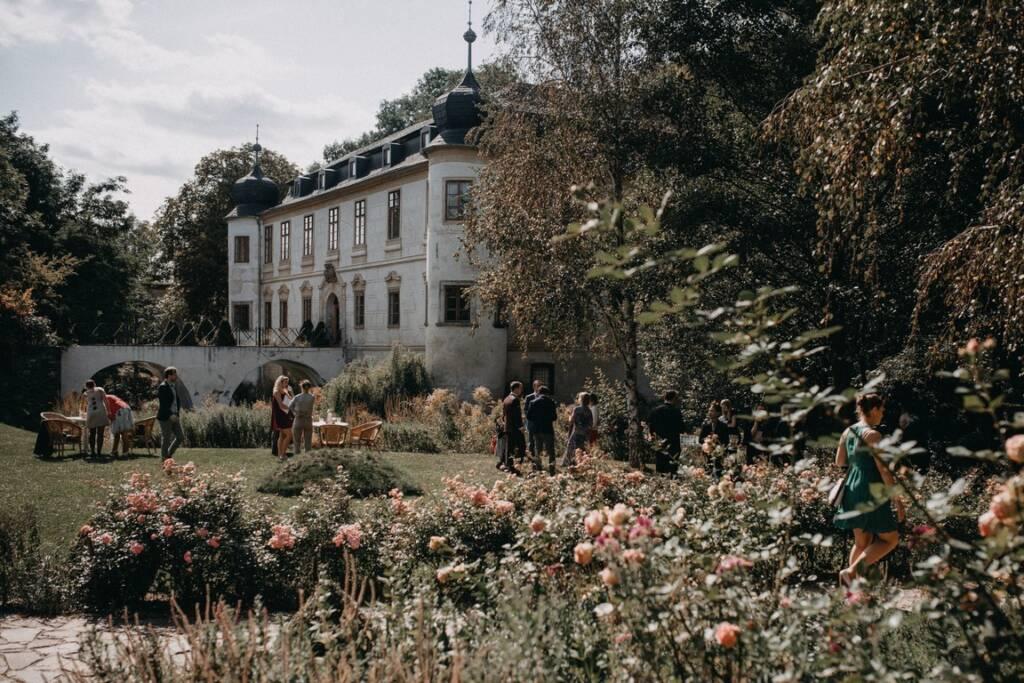 Svatební agentura Praha - Eva a Jonathan