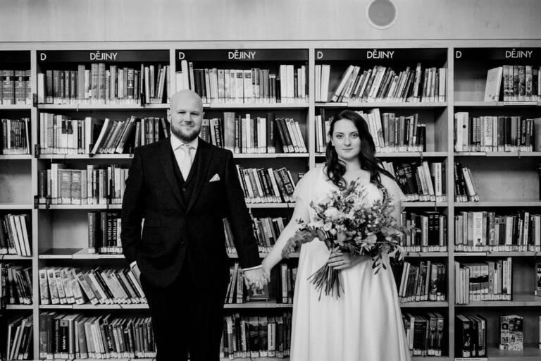 Svatební agentura Praha - Soňa a James
