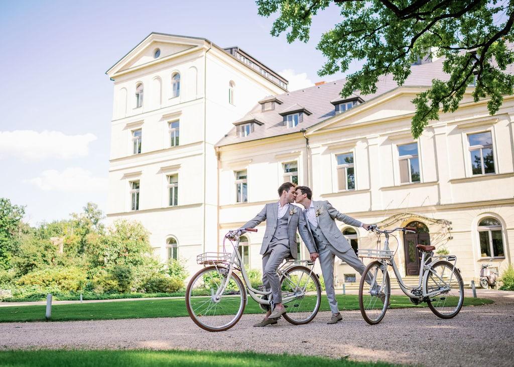 Svatební agentura Praha - Honza a Kuba