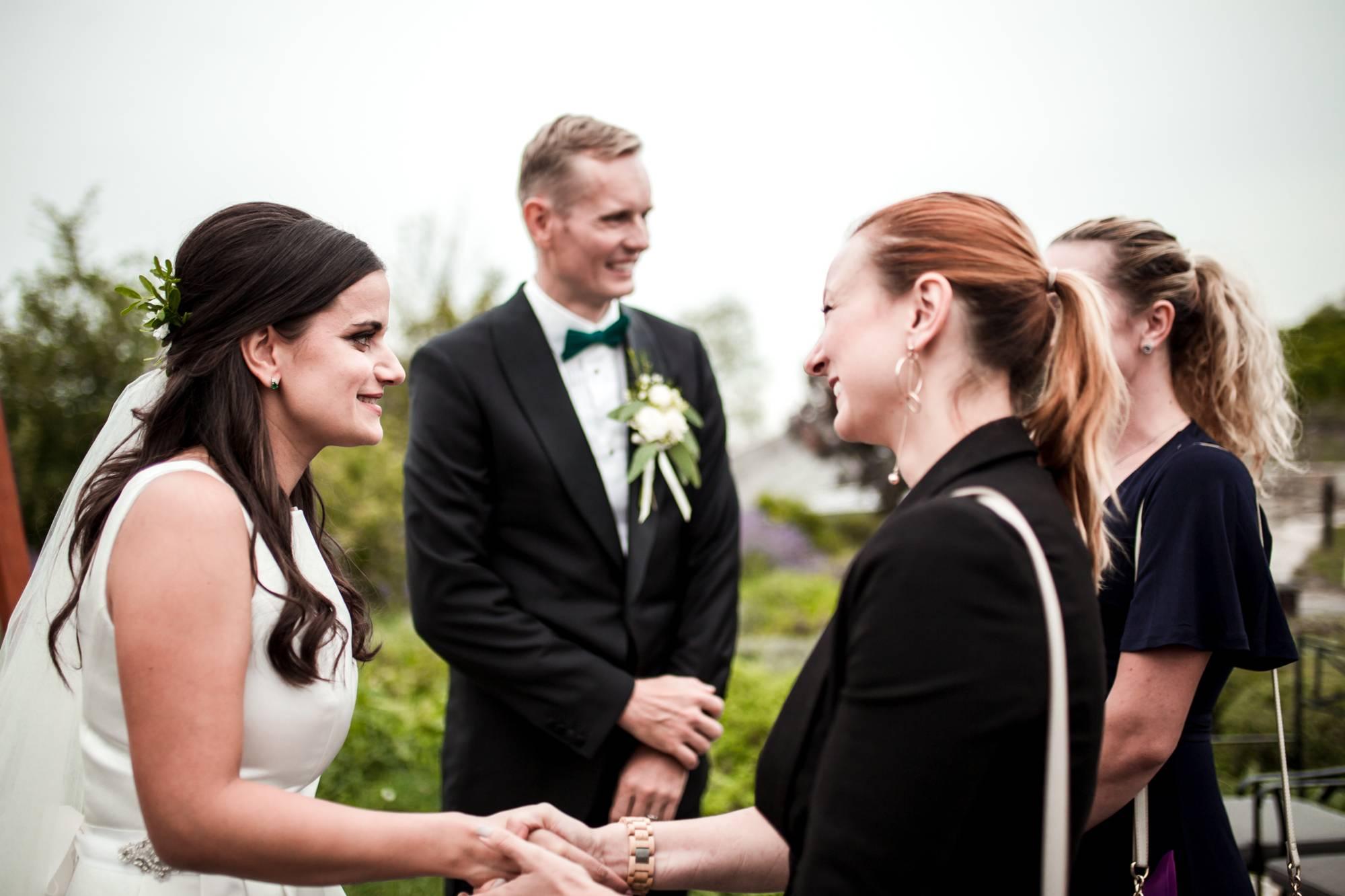 svatba ve vinařství