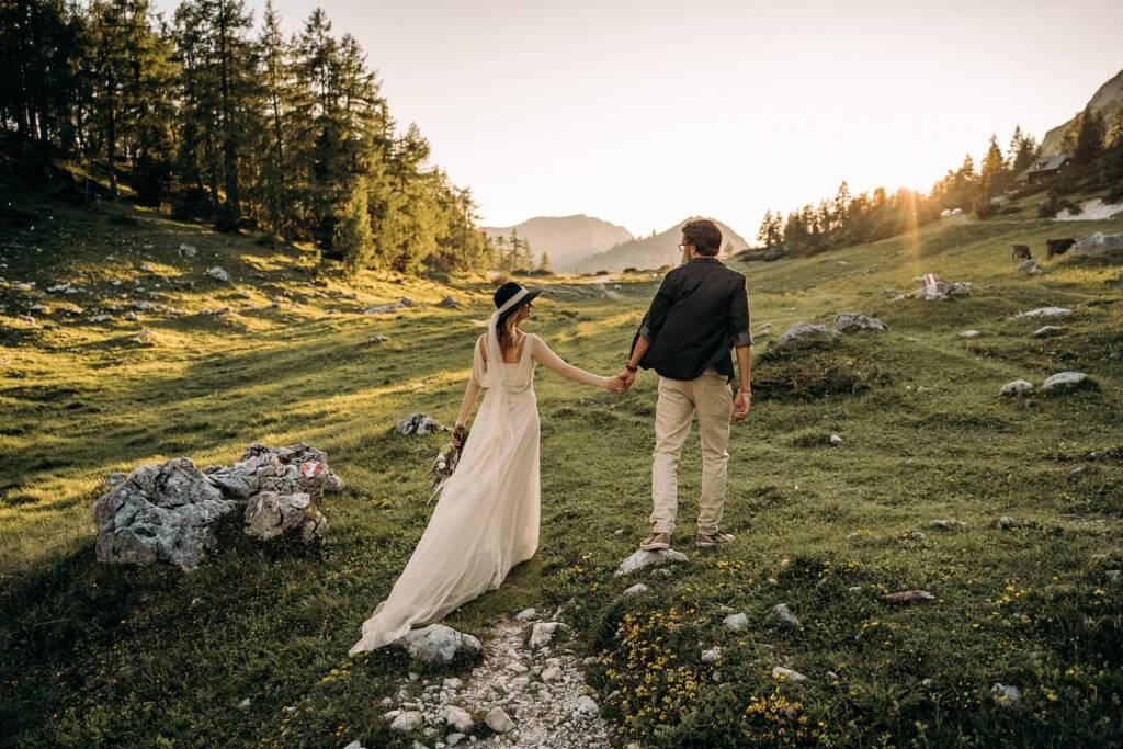Wedding factory - předsvatební focení