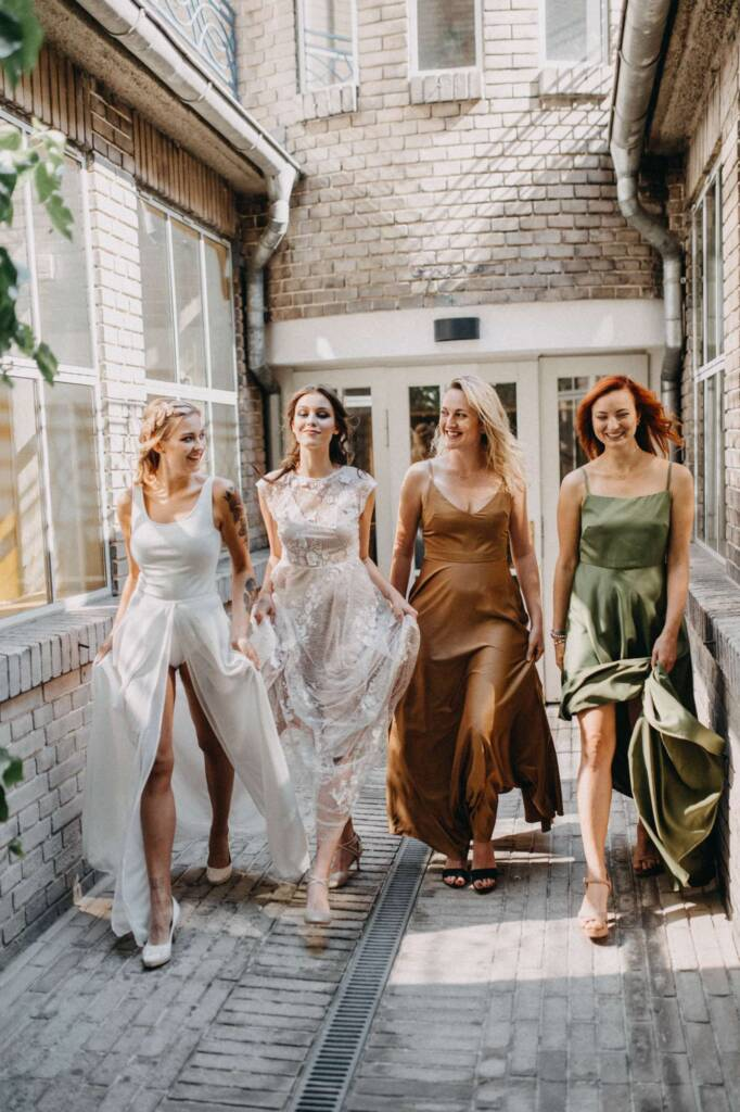 Svatební agentura Praha Wedding Factory