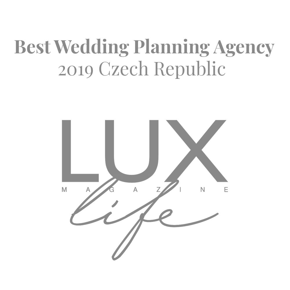 Svatební agentura Wedding Factory v médiích - Lux life magazine - best wedding planning agency Czech republic