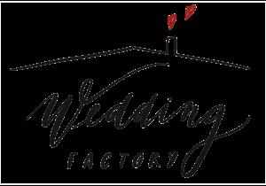 Official Logo Wedding Factory - svatební agentura Praha