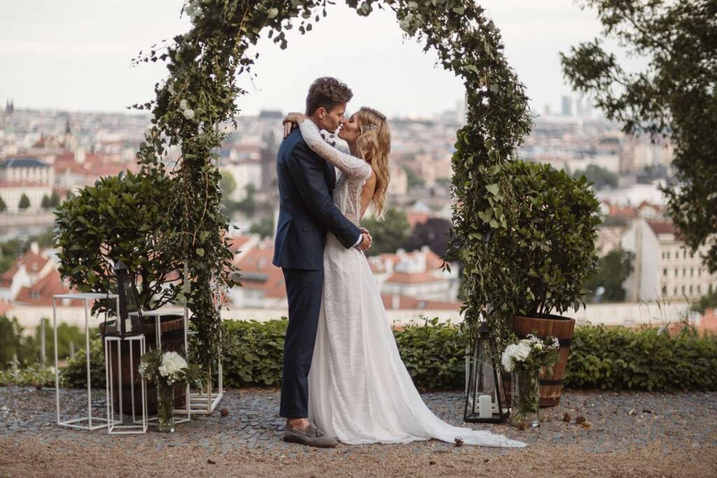 Svatební agentura Praha - Lucie a Vincent